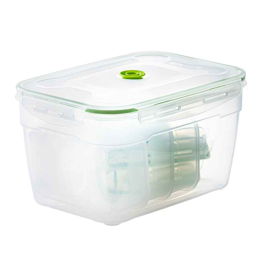 Sealu0027In Food Storage Vacuum Containers